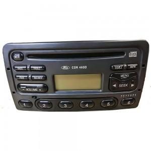 Foto1 - Código de Desbloqueio de Rádio Original Ford Visteon