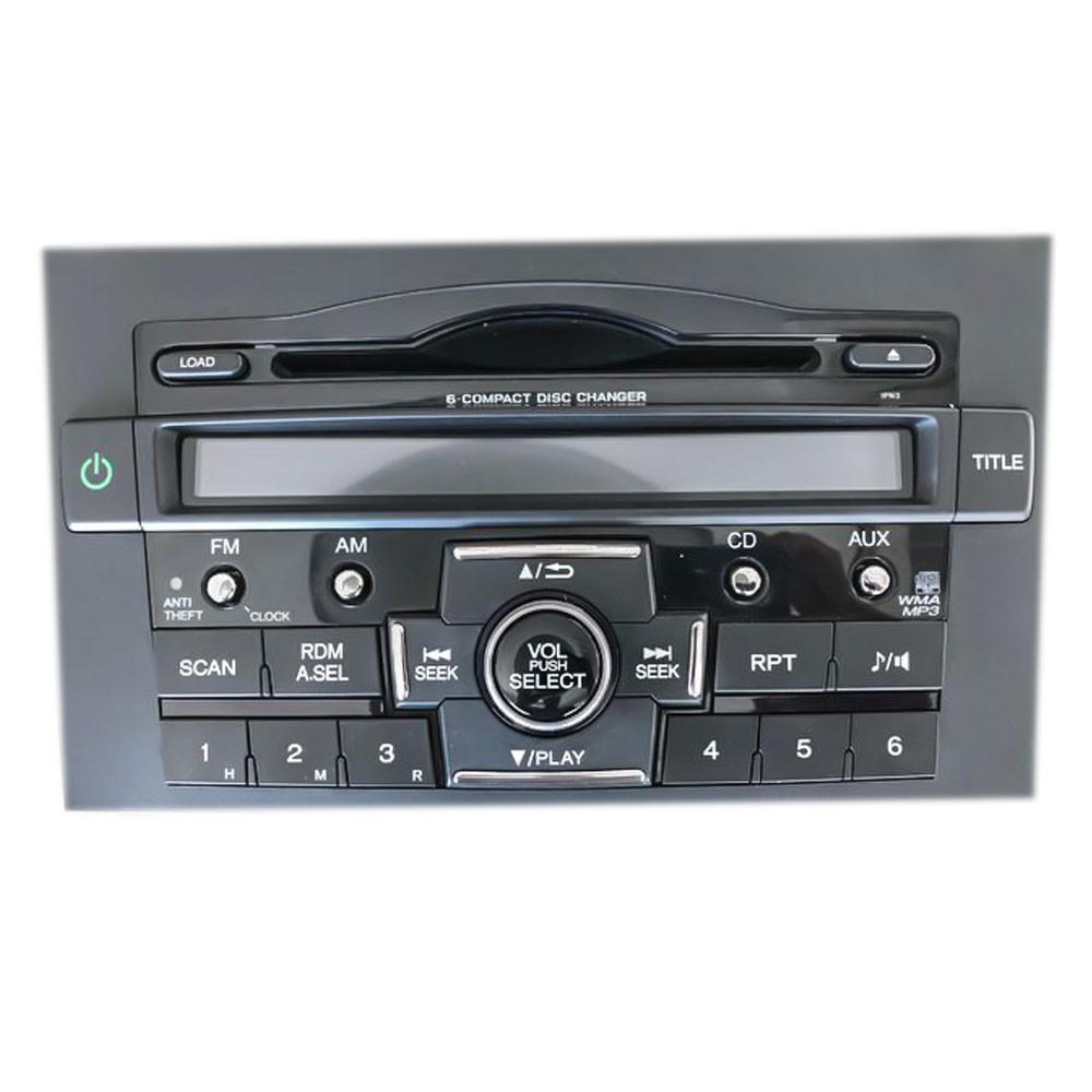 Foto 1 - Código de Desbloqueio de Rádio Original Honda CR-V