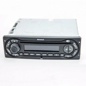 Código de Desbloqueio de Rádio Original Renault