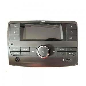 Foto7 - Código de Desbloqueio de Rádio Original Renault