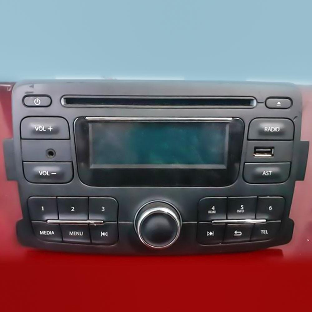 Foto8 - Código de Desbloqueio de Rádio Original Renault