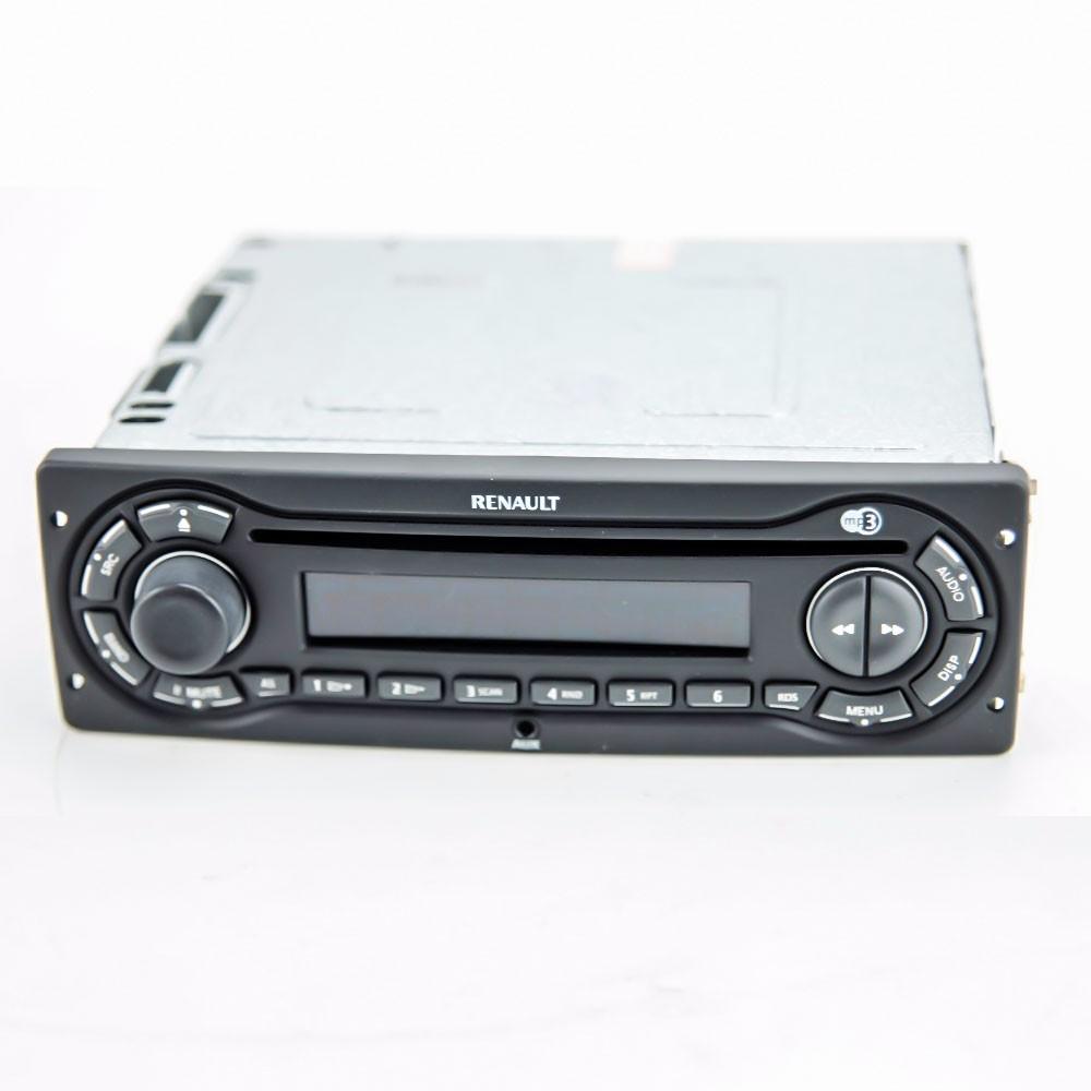 Foto6 - Código de Desbloqueio de Rádio Original Renault