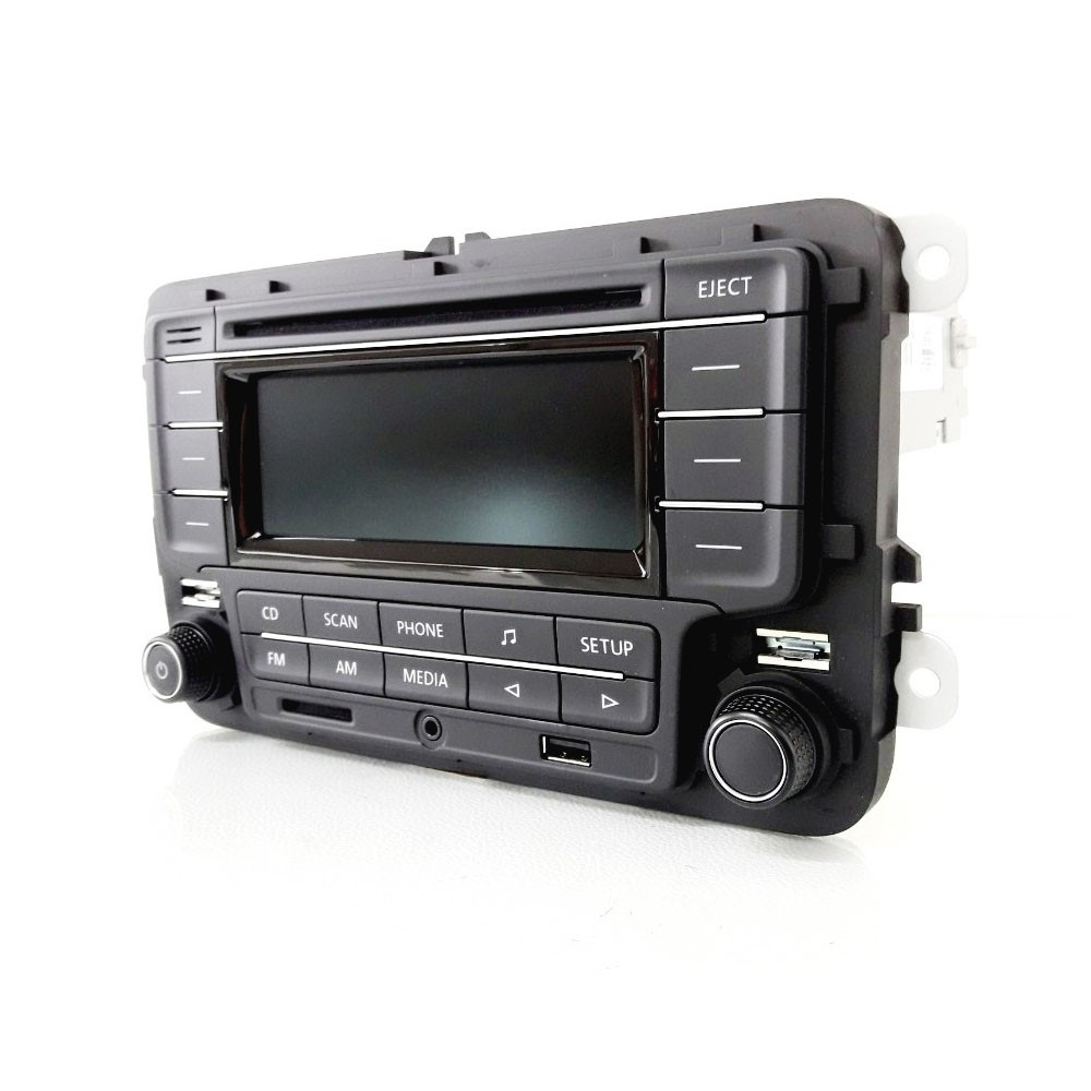Foto3 - Código de Desbloqueio de Rádio Original Volkswagen