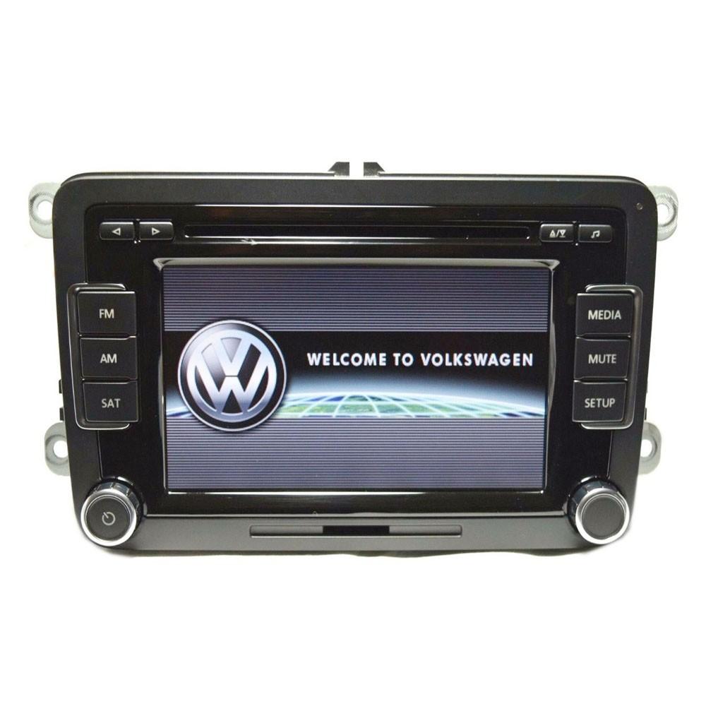 Foto6 - Código de Desbloqueio de Rádio Original Volkswagen