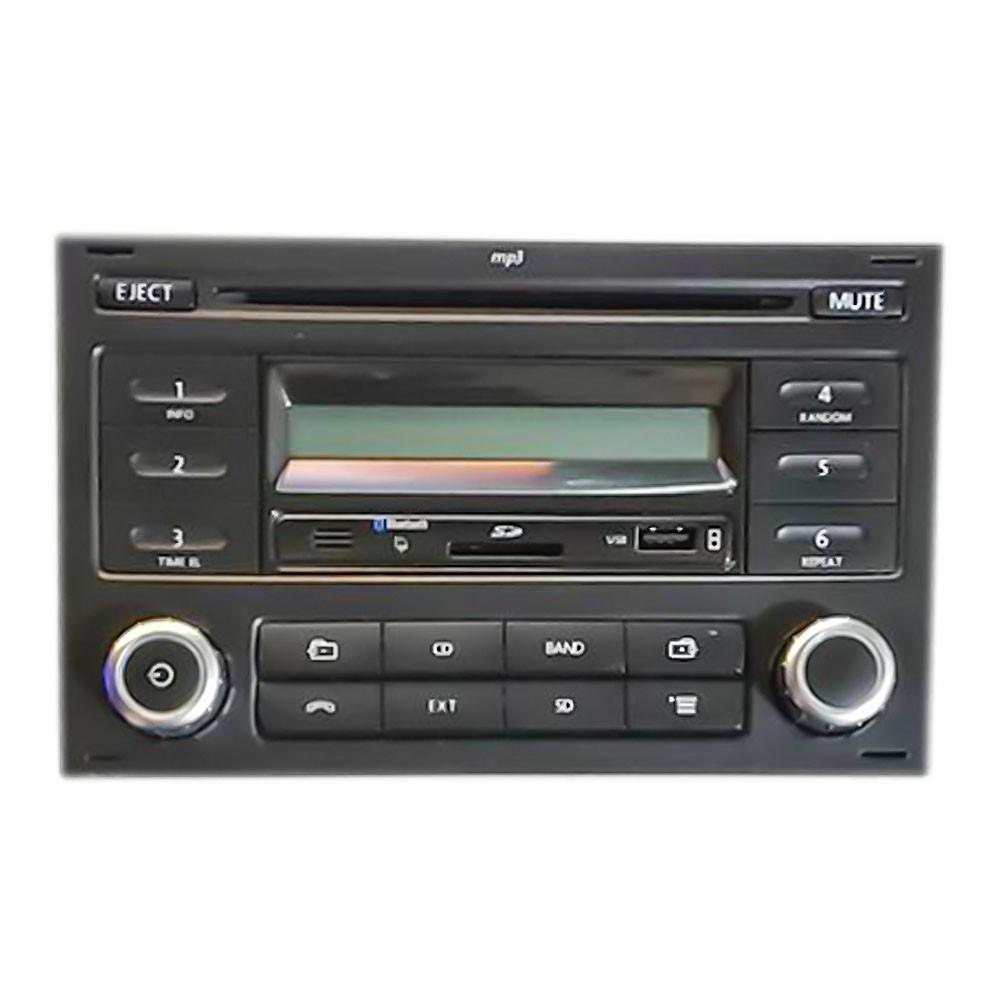 Foto 1 - Código de Desbloqueio de Rádio Original Volkswagen