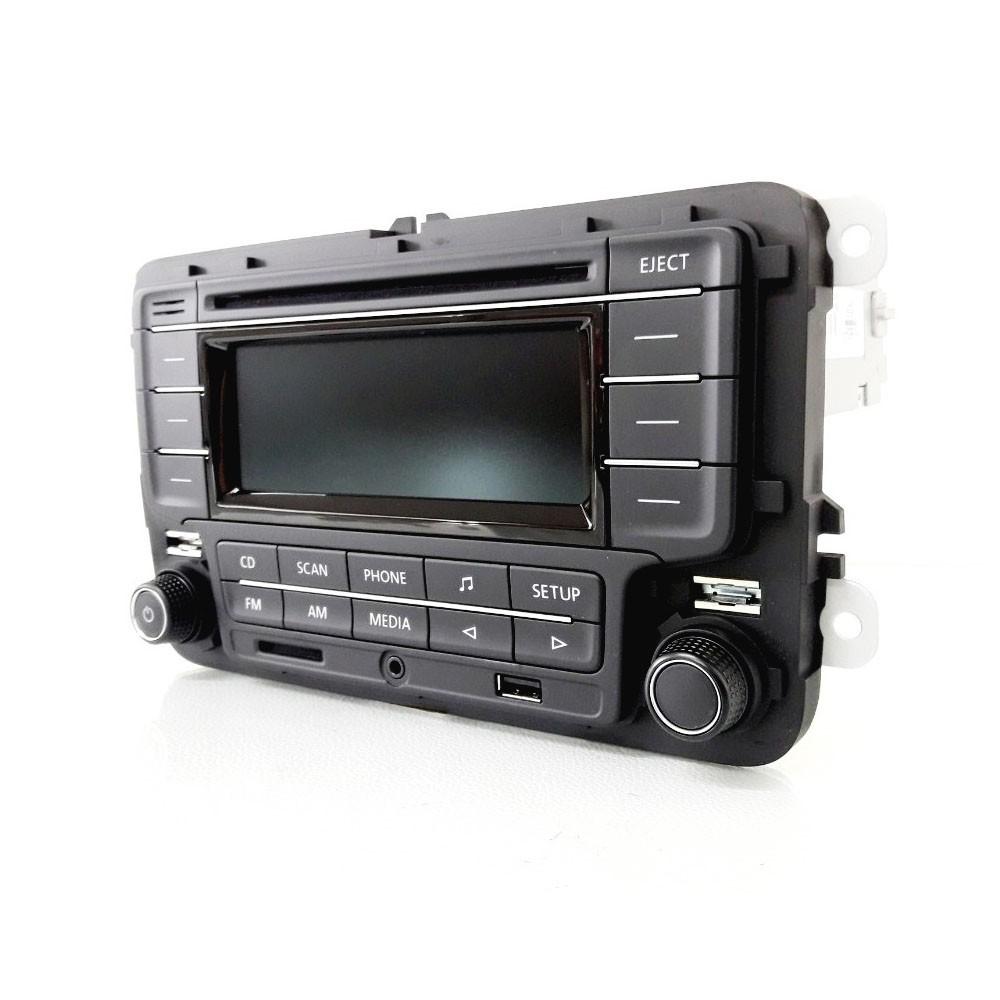 Foto4 - Código de Desbloqueio de Rádio Original Volkswagen