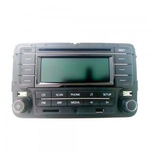 Foto7 - Código de Desbloqueio de Rádio Original Volkswagen