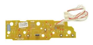 Foto1 - Placa Interface Lavadora Brastemp BWC07A BWC08A BWC09AB W10605804 W10212514