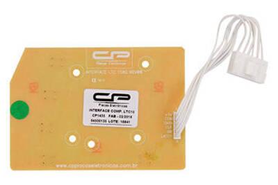Foto2 - Placa Eletrônica Compatível Interface LR LTC10 v1 Bivolt 64500135 CP1435