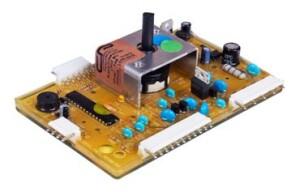 Foto1 - Placa Compatível Potência Lavadora Electrolux LT12F 70201326 CP1457 Bivolt