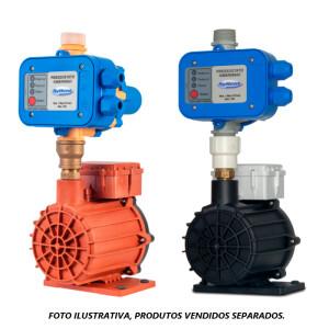 Foto4 - Mini Pressurizador Eletrônico 350W 220V Água Fria