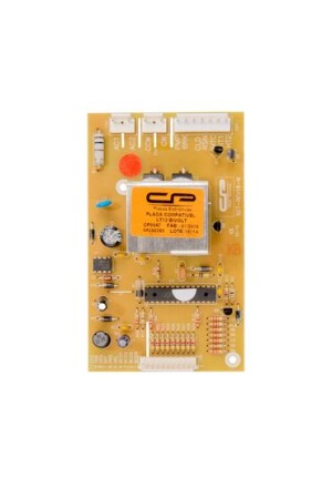 Foto2 - Placa Compatível Potência Lavadora Electrolux LT12 CP0547 64800265 Bivolt