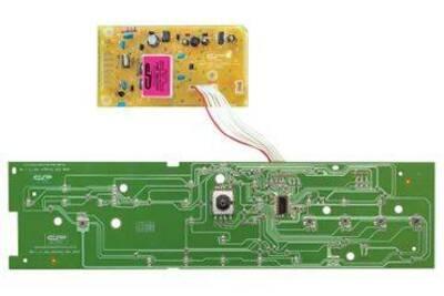 Foto2 - Placa Interface e Potência Lavadora Brastemp BWL11A Bivolt Versão 1/2/3 CP1500