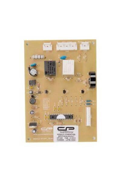 Foto1 - Placa Potência Refrigerador Electrolux DFF37/40/44 70289690 64800146 CP1040