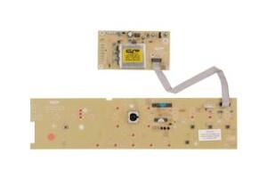 Foto2 - Placa Eletrônica Compatível Lavadora Brastemp BWL09 B V2 com Potência Bivolt W10356418 W10540663 CP1431