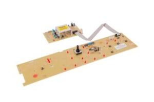 Foto1 - Placa Eletrônica Compatível Lavadora Brastemp BWL09 B V2 com Potência Bivolt W10356418 W10540663 CP1431