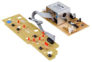 Foto1 - Placa Eletrônica Compatível Lavadora Brastemp BWC07 v3 com Interface Bivolt W10605804 W10212514 CP1449