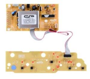 Foto2 - Placa Eletrônica Compatível Lavadora Brastemp BWC07 v3 com Interface Bivolt W10605804 W10212514 CP1449