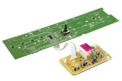 Foto1 - Placa Interface e Potência Lavadora Brastemp BWL11A Bivolt Versão 1/2/3 CP1500