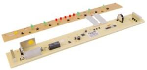 Foto1 - Placa Eletrônica Compatível Lavadora Brastemp BWQ22B 5K CP0243