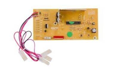Foto2 - Controle Eletrônico Compatível Lavadora Consul 6kg CWE06 A/B CP0260 bivolt 326035132 / 326035133