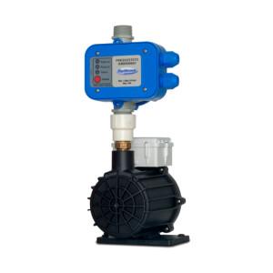 Foto1 - Mini Pressurizador Eletrônico 350W 220V Água Fria