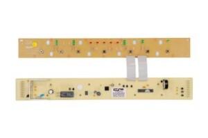 Foto2 - Placa Eletrônica Compatível Lavadora Brastemp BWQ22B 5K CP0243