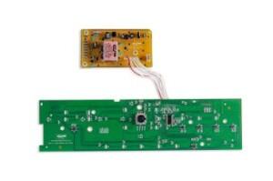 Foto2 - Placa Eletrônica Compatível Lavadora Brastemp BWK11 v1 com Potência Bivolt CP1474 V 1