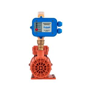 Foto2 - Mini Pressurizador Eletrônico 350W 220V Água Quente