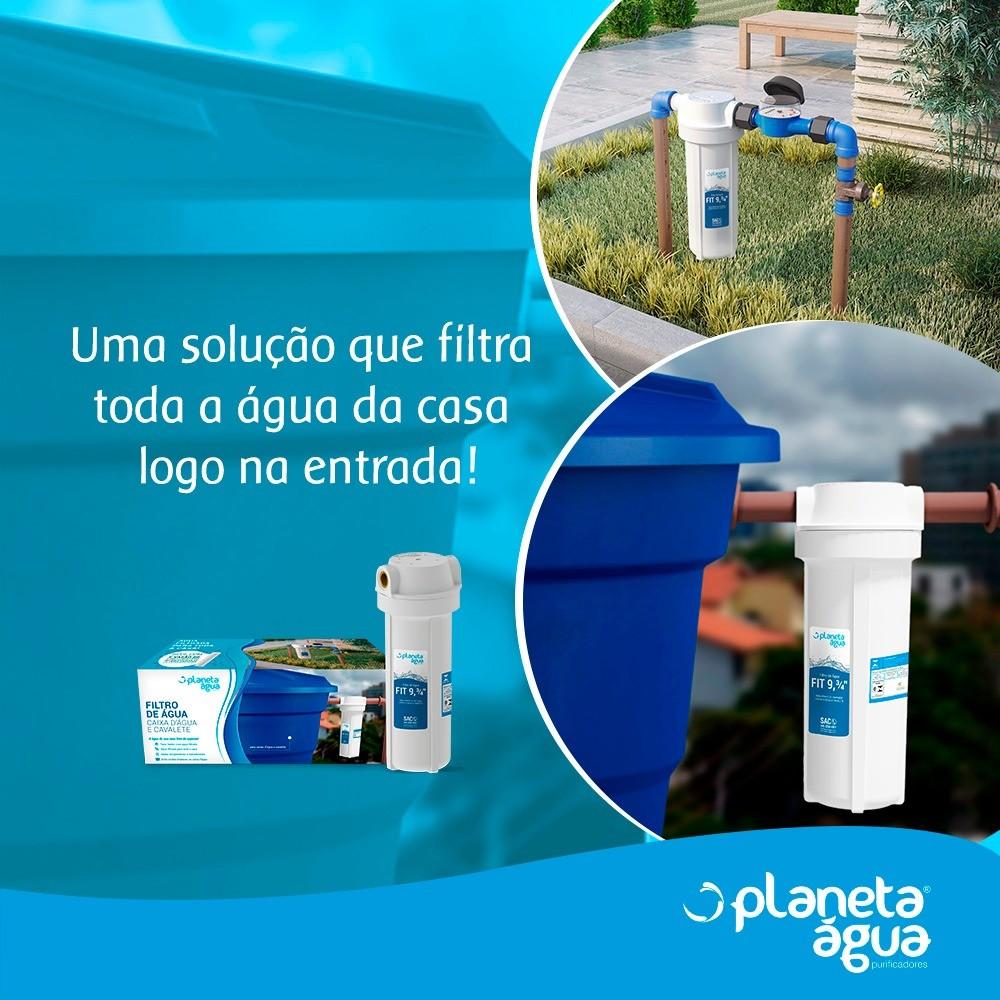 """Foto2 - Filtro Caixa D'Água Fit Poe 9.3/4"""""""