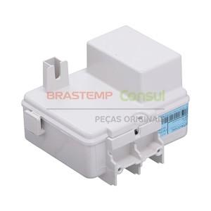 Foto1 - Placa de Controle Refrigerador Brastemp BRX50 W10619171