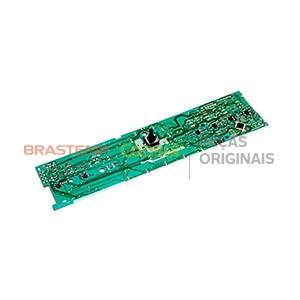 Foto1 - Placa Interface Lavadora Brastemp BWK15AB Versão 00/10/20/30 W10711360