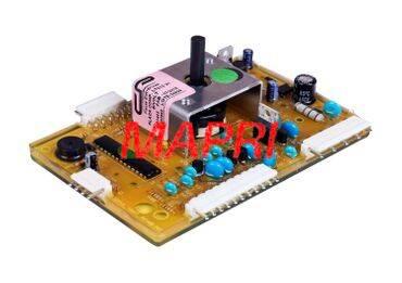 Foto 1 - Placa Eletrônica Compatível Potência Lavadora Electrolux LTC15 v1 Bivolt CP1443 70200649 70200250