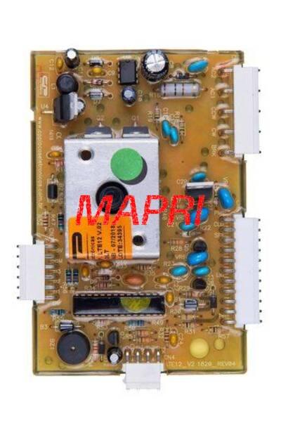Foto2 - Placa Eletrônica Compatível Potência Lavadora Electrolux LTE12 v2 Bivolt CP1438 70202053 70202905