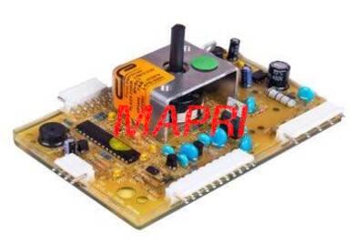 Foto1 - Placa Eletrônica Compatível Potência Lavadora Electrolux LTE12 v2 Bivolt CP1438 70202053 70202905