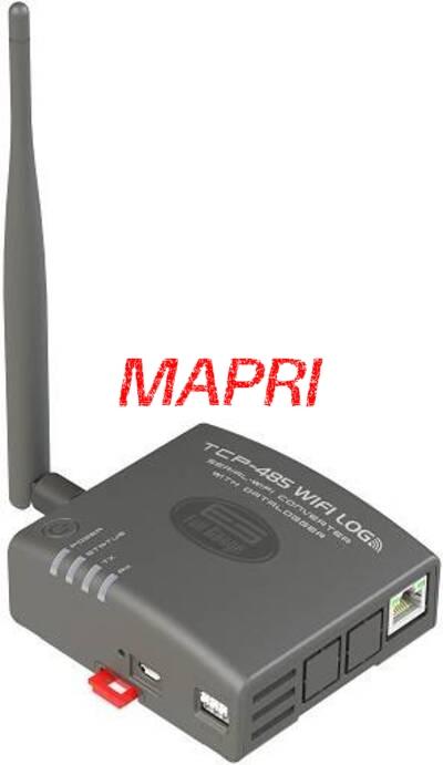 Foto2 - Conversor TCP485 WIFI Full Gauge