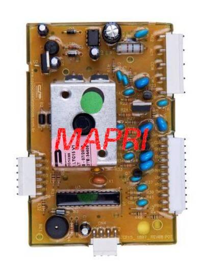Foto2 - Placa Eletrônica Compatível Potência Lavadora Electrolux LTC15 v1 Bivolt CP1443 70200649 70200250