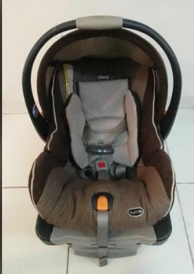 Foto2 - Bebê conforto Chicco Key Fit 30