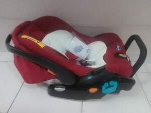 Foto3 - Bebê conforto Chicco Key Fit