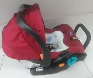 Foto2 - Bebê conforto Chicco Key Fit