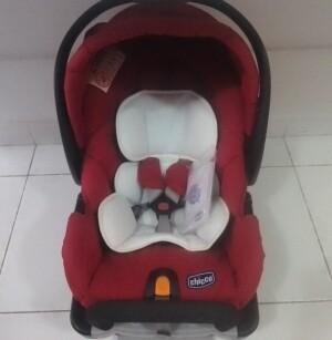Foto1 - Bebê conforto Chicco Key Fit