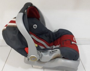 Foto3 - Bebê Conforto I Sungride 35 I Graco + base