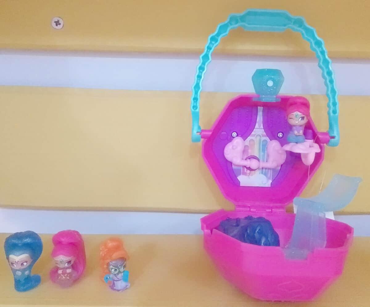 Foto 1 - Brinquedo Diamante SHIMMER E SHINE I Mattel