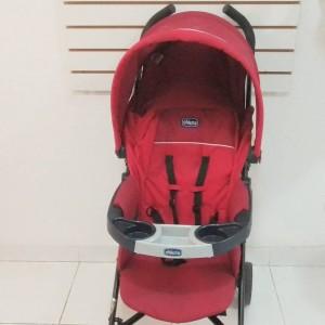 Foto1 - Kit carrinho + bebê conforto Chicco KeyFit 30