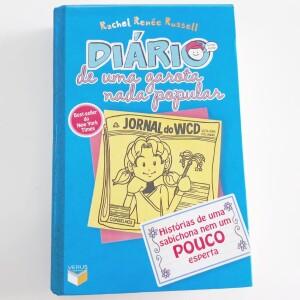 Livro Diário de uma garota nada popular I Verus Editora I