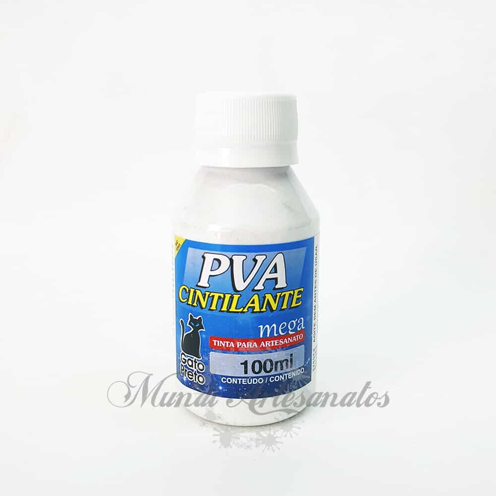 Foto 1 - Tinta PVA Cintilante 100 ml
