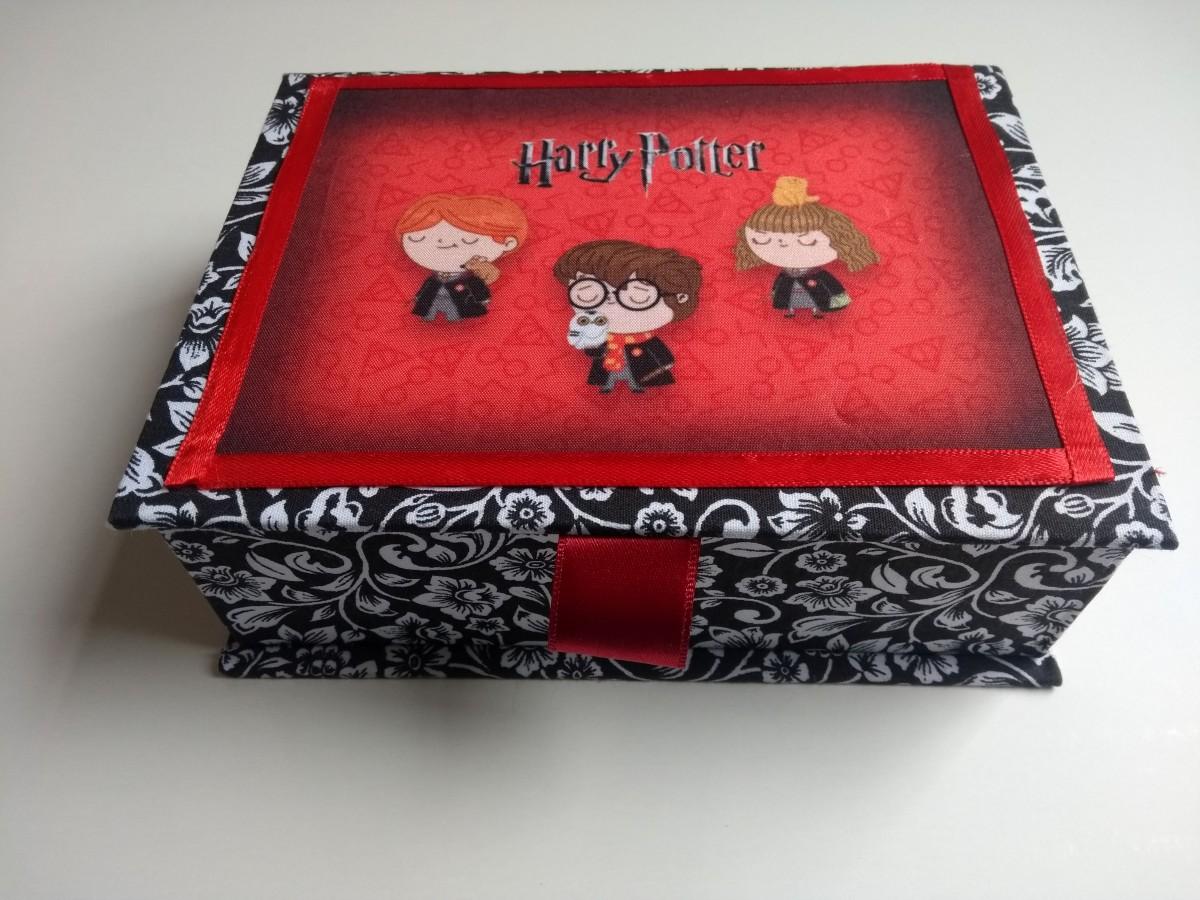 Imagem do produto x Caixa Temática Harry Potter