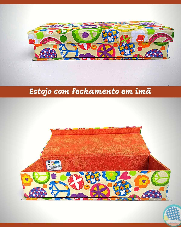 Imagem do produto Estojo Versátil com Aba