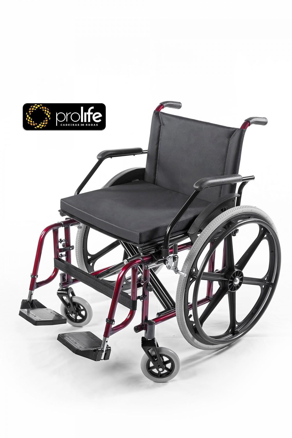 Imagem do produto Cadeira de Rodas Obeso