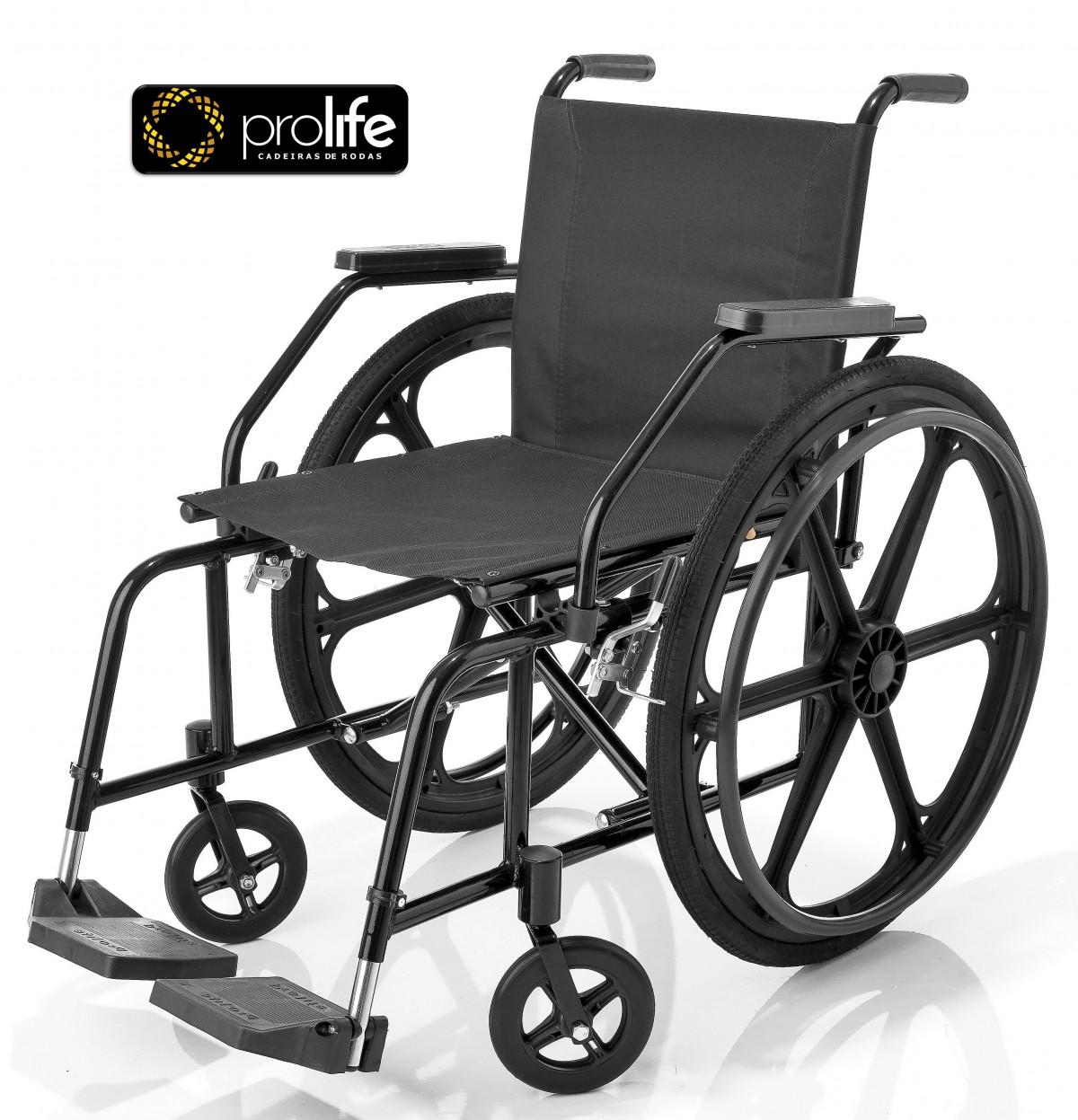 Imagem do produto Cadeira de Rodas